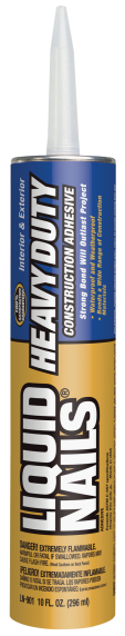 Heavy Duty Construction Adhesive product image.