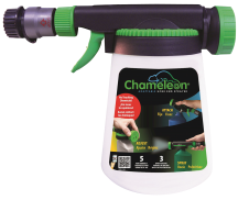 Chameleon Adaptable Hose End Sprayer product image.