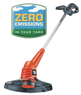 13-In. Single Line 2-in-1 Trimmer and Edger Automatic feed spool. -Groom 'N' Edge™ converts from trimming to edging in seconds. 44 Amp motor. Built-in auxiliary handle. (2718435) (ST7700) product image.