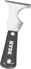 5-in-1 Paint Tool Has five different uses: scraper, putty remover, spreader, roller cleaner & crack opener. (3245107) (02970) product image.