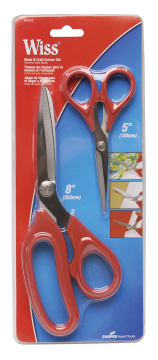 Home And Sew Scissor Set 2 Pc. product image.