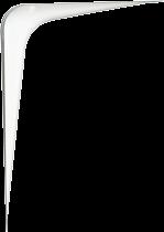 10-In. x 12-In. White Shelf Bracket product image.