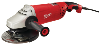 15 Amp 7-In./9-In. Large Angle Grinder product image.