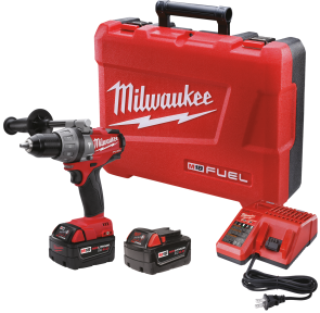 M18 FUEL™ 1/2-In. Hammer Drill/Driver Kit product image.
