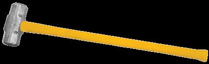 8-Lb. Jackson Double Face Sledge Hammer product image.
