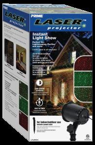 Stationary 2-Color Laser Light Projector (LFLERG05) 0878538 product image.
