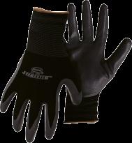 Boss® JobMaster® Nylon With Nitrile Coated Palm Gloves Maximum dexterity and tactility. Nylon with nitrile coated palm. Resistance to abrasions. (2440865) (8442M) 2440873 lg 2440881 xl 2440865 m product image.