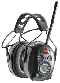 Bluetooth Worktunes Ear Muff (6059760) (90542-3DC) product image.
