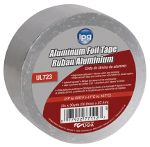 2-In. x 30-Yd. Aluminum Foil Metal Repair Tape (1040518) (9201) product image.