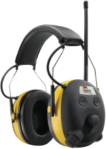 3M™ WorkTunes™ Hearing Protection (5536867) (90541-4DC) product image.
