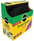 3/8-In. x 100-Ft. Miracle-Gro® Soaker Hose Each Kit Includes 100-Ft. soaker hose and an 18-Pc. EZ-Connect™ System. (2845923) (MGSPAK38100CC) product image.