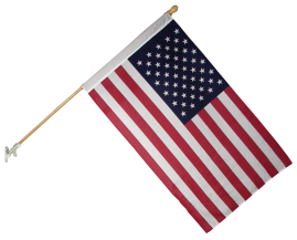 18in. American Flag product image.