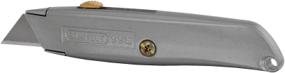 Retractable Utility Knife Heavy duty 3 position retractable blade. (4313284) (10-099) product image.