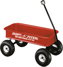 Big Red Classic All-Terrain Wagon (1800) 9333048 product image.