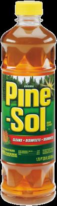 40-Oz. Pine Sol product image.