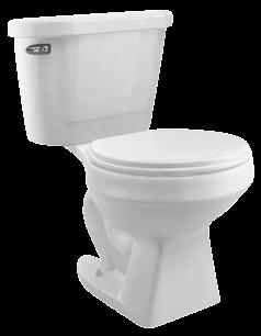 Jazmin White Toilet Pack product image.