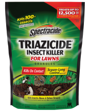 Triazicide Once & Done Insect Killer Granules product image.