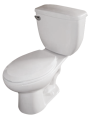 Ready To Go Elongated Toilet product image.