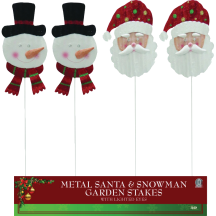Holiday Lawn Stake 391417 product image.