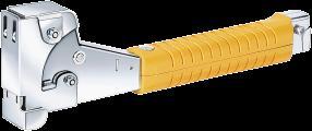 Heavy-Duty Staple Hammer Tacker product image.