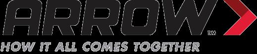 Arrow logo.