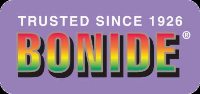 BONIDE logo.