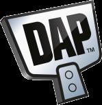DAP logo.