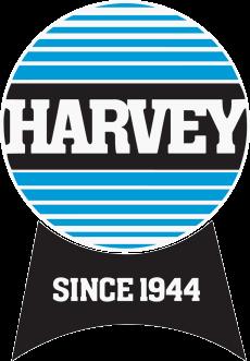 Harvey logo.