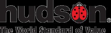 HUDSON logo.