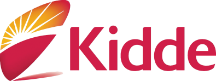 KIDDE logo.
