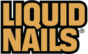 Liquid Nails logo.