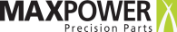 MAX POWER PARTS logo.