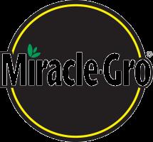 MIRACLE-GRO logo.