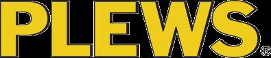 plews logo.