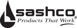 SASHCO logo.