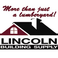 LINCOLN BUILDING SUPPLY logo.